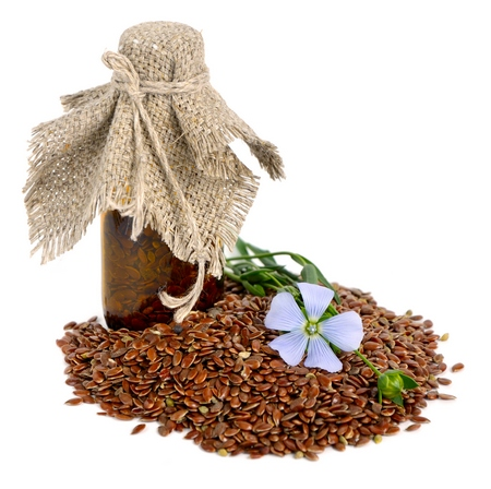 семена льна снижения холестерина рецепты