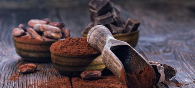 Разве кому-то нельзя какао?