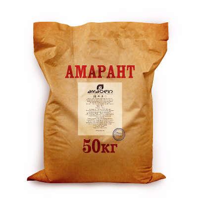 Продукция Амадеин - Амарант (зерно) мешок по 50 кг