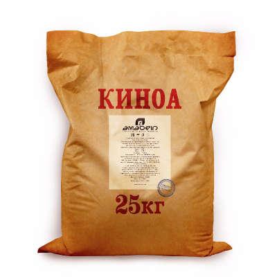Продукция Амадеин - Киноа (зерно) мешок по 25 кг